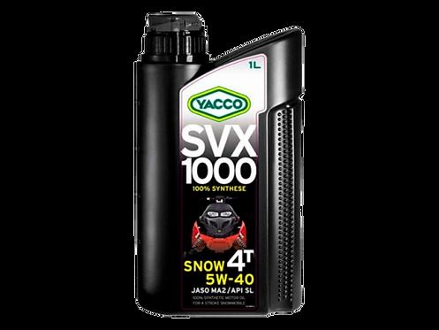 SVX 1000 SNOW 4T SAE 5W40