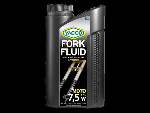 FORK FLUID SAE 7,5W