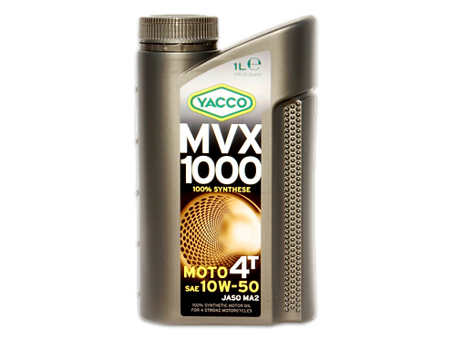 MVX 1000 4T SAE 10W50