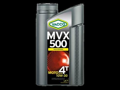 MVX 500 4T SAE 10W30