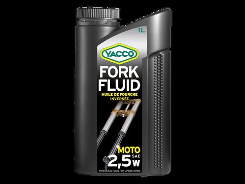 FORK FLUID SAE 2,5W
