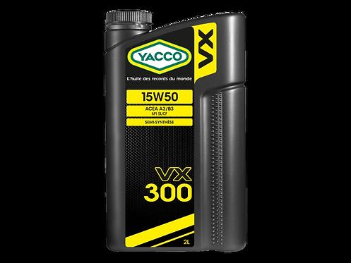 VX 300 SAE 15W50