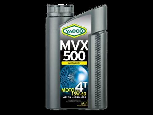 MVX 500 4T SAE 15W50