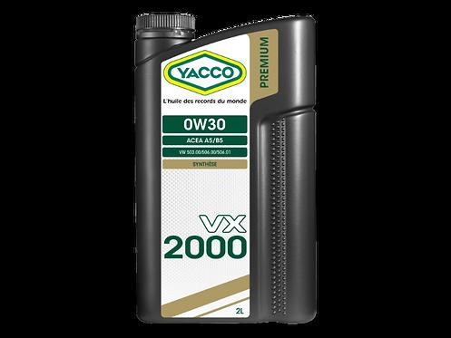 VX 2000 SAE 0W30