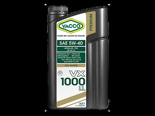 VX 1000 LL SAE 5W40