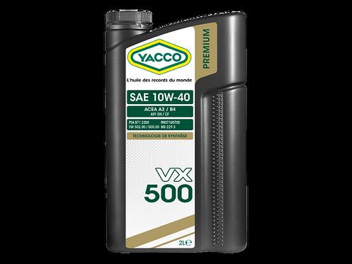 VX 500 SAE 10W40