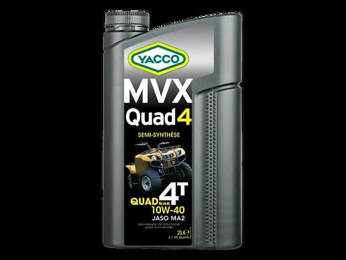 MVX QUAD 4 SAE 10W40