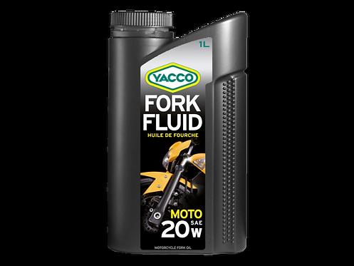 FORK FLUID SAE 20W