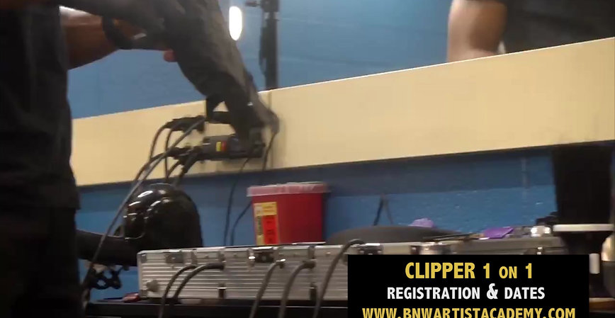 CLIPPER 1 ON 1 COMMERCIAL