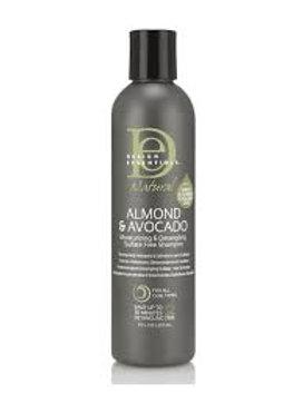 Almond + Avocado Shampoo