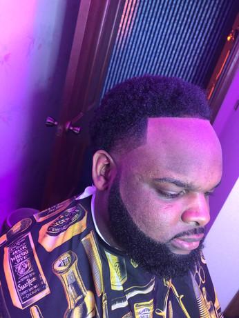 Talent - Taper w/ beard
