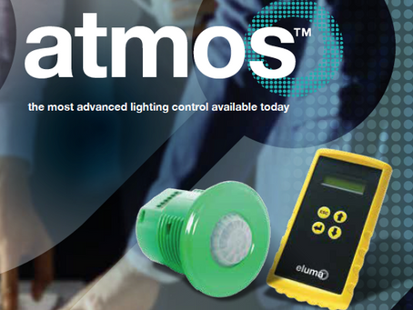 ATMOS (Intelligent Retrofit Control for High-Bay Lightings !)