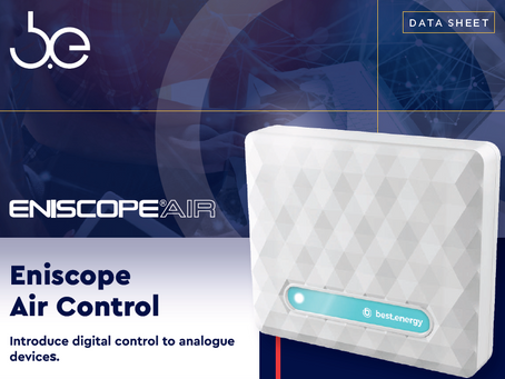 Eniscope Air Control (Retrofit control for analogue devices!)