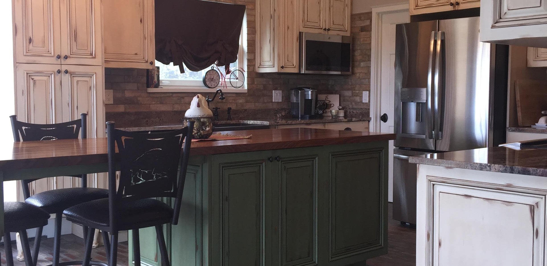 Old world kitchen 2