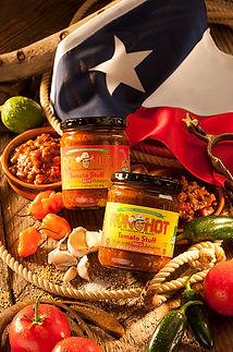 Ron Hot Tomato Stuff