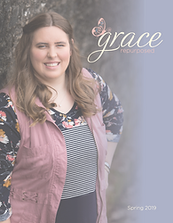 Grace Repurposed Newsletter Spring 2019.