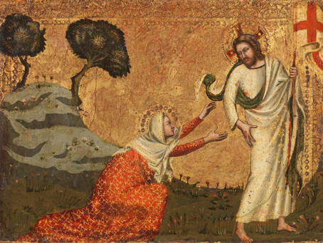 Holy week Reflection: Easter Day (John 20:1-18)