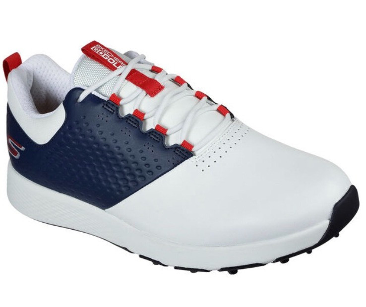 Isometric view of Skechers Go Golf Elite 4 Golf Shoes