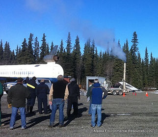 Kenai BEACON Fire Training Facility
