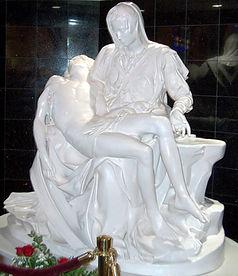 The  Pietà Dedication