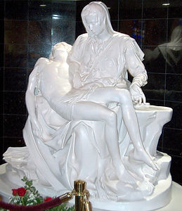 The  Pietà Dedication