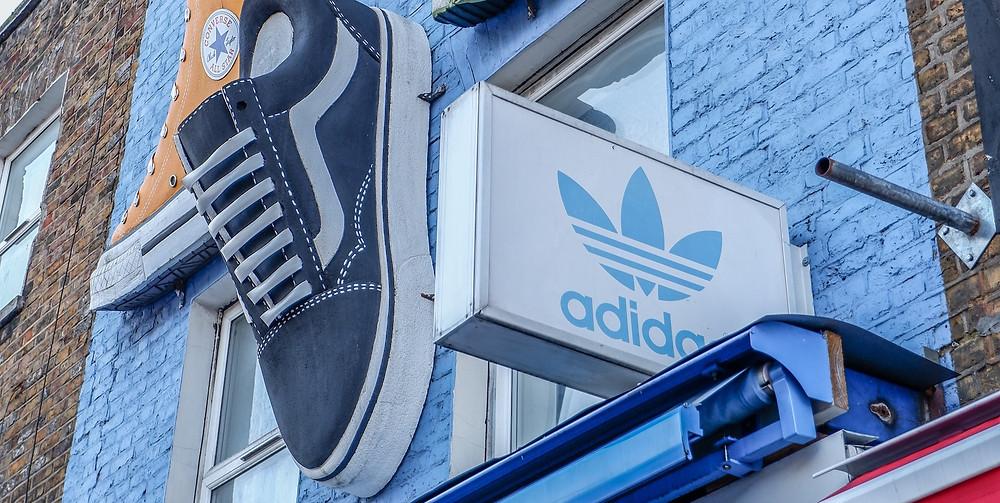 Adidas Stores in der Kritik