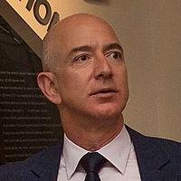 Jeff Bezos, CEO und Gründer von Amazon