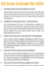 33 Gute Gründe für liCili