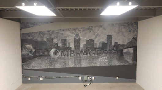 Ombrage MTL