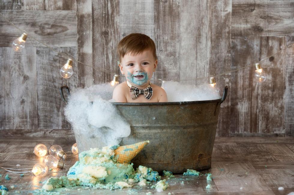 Cakesmash Bubble bath Adelaide