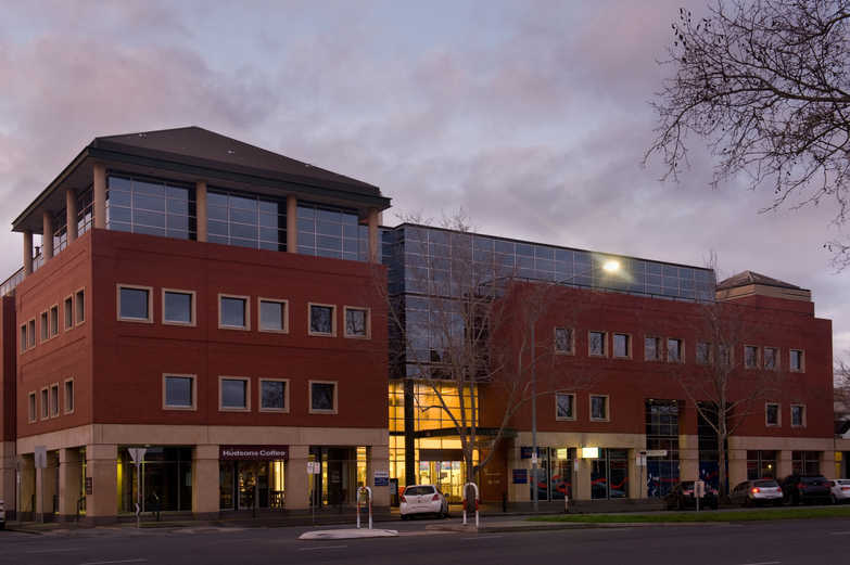 Wakefiled Hospital Building Photograph
