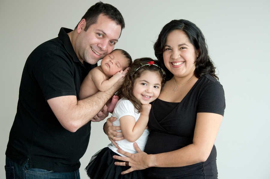 Impressions Photography Studio Adelaide's leading newborn baby photographers