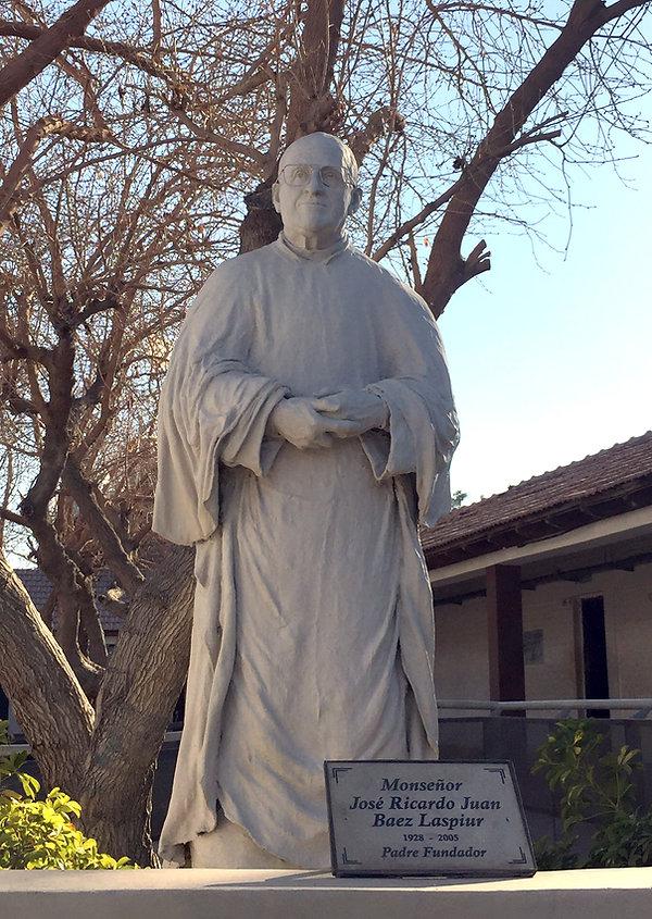 Monseñor José Ricardo Juan Baez Laspiur