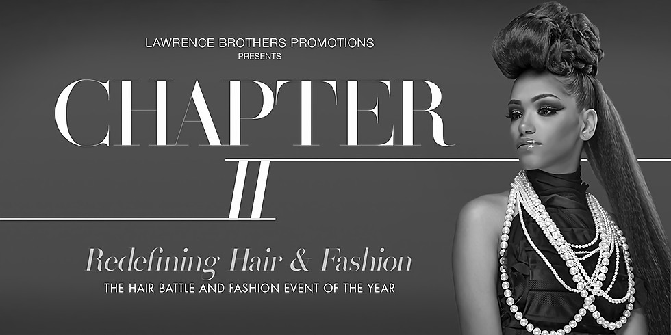 Chapter II Redefining Hair & Fashion