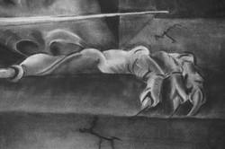 Close up of panel 5