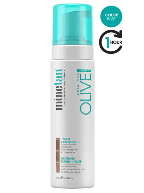 OLIVE Self Tan Mousse
