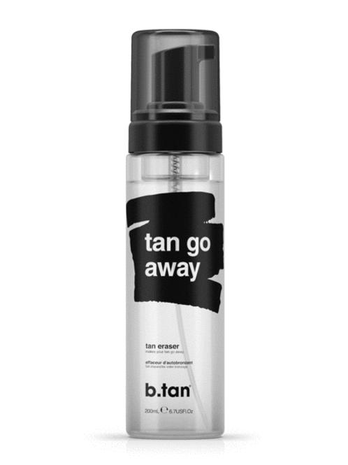 b.tan Tan Go Away