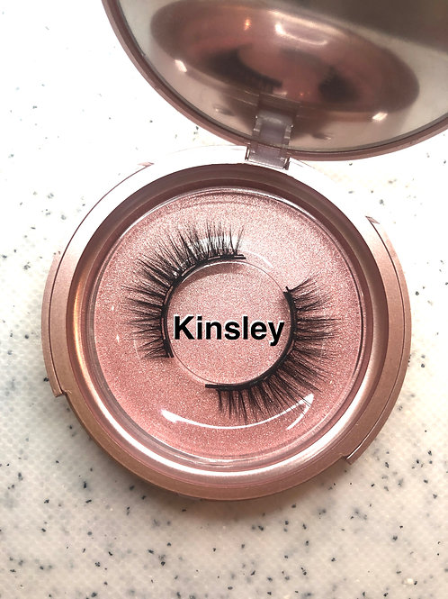 Magnetic Lashes - Kinsley