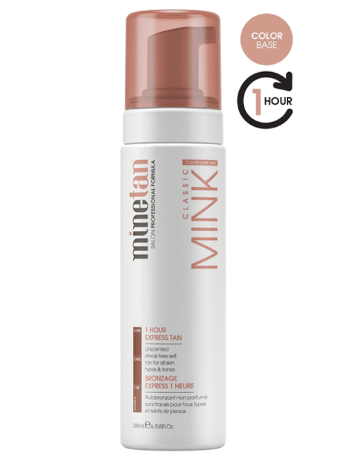 MINK Self Tan Mousse