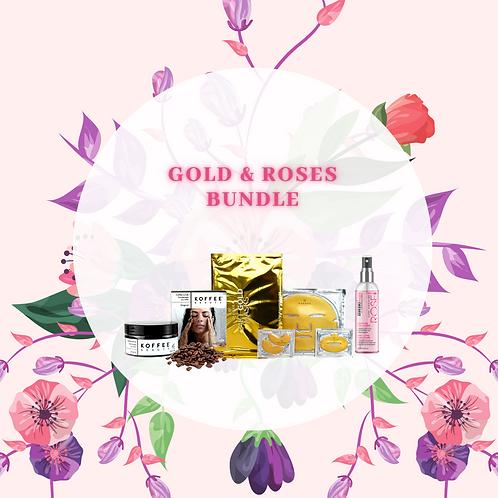 Gold & Roses Bundle
