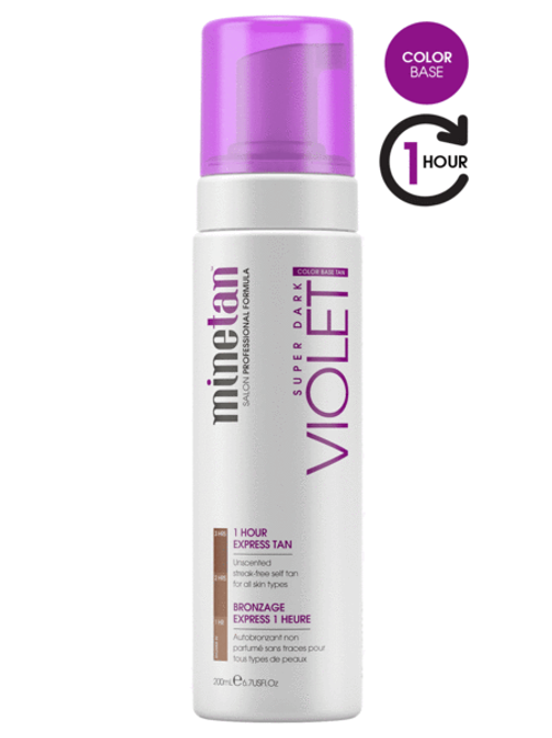 VIOLET Self Tan Mousse