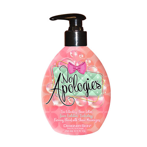 No Apologies - Shave Lotion