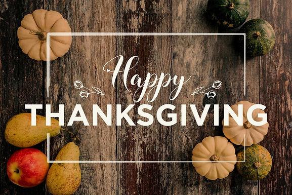Why Thanksgiving Reigns