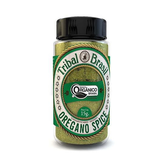 Orégano Spice Condimento Misto Orgânico