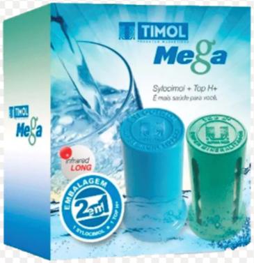 Magnetizador e Mineralizador de Água para Filtro - Sylocimol e TopH+