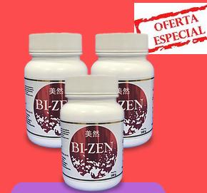 KIT 3 BIZEN Suplemento Intestinal