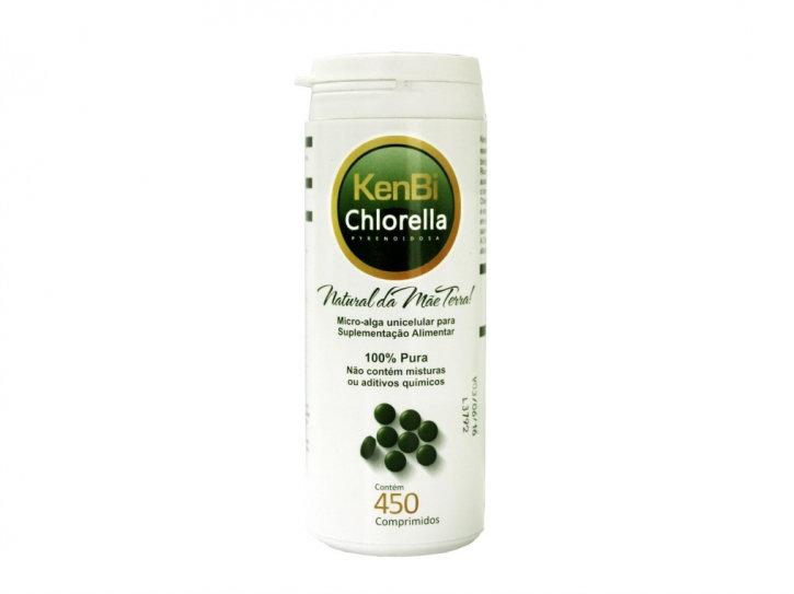 Chlorella 90g (450 tabletes)