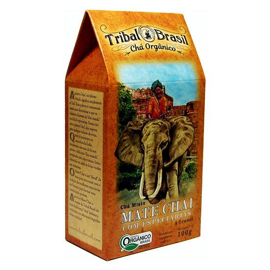 Chá Mate Chai Orgânico - Granel