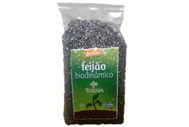 Feijão Preto Orgânico Biodinâmico 1kg
