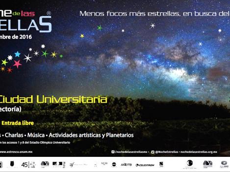 Noche de las estrellas
